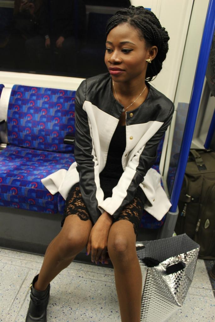 Bumascloset_ AX Paris Crochet Black Dress_2