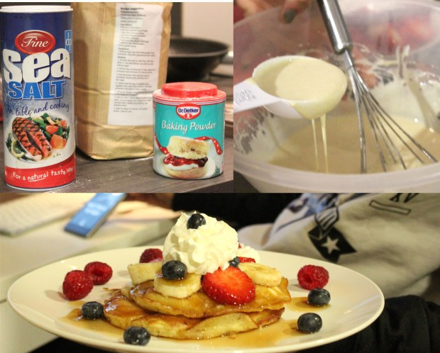 How to make american Pancakes, Yummy Pancakes, Pa