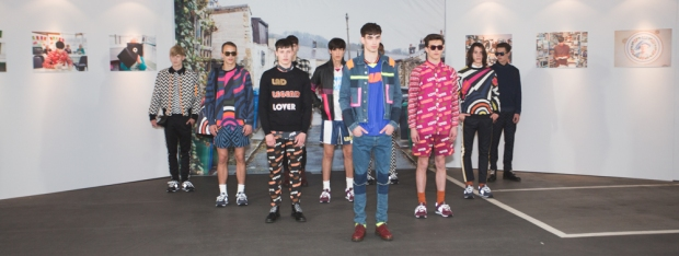 Henry Holland, House of holland, LCM, London Collection Men, Models, SS16 , Spring Collection, Summer , Men's Collection