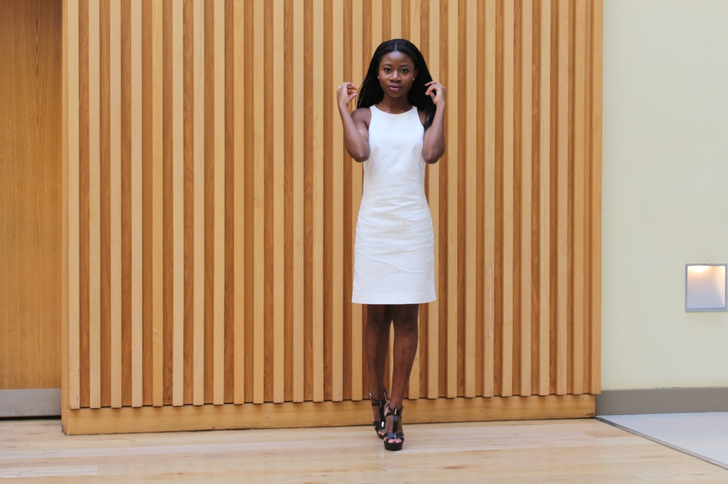 White Dress, Zara, Something Borrowed,,Andaz Hotel, Liverpool Street, Black girl, Black Blogger, Petite blogger, Chic, Pretty, Flash Tattoo, Beyonce, Kylie Jenner, 5 Star Hotel, Networking Event, Burberry, Fashion and Beauty Industry Event, V.I.P ,Model, Instagram Model