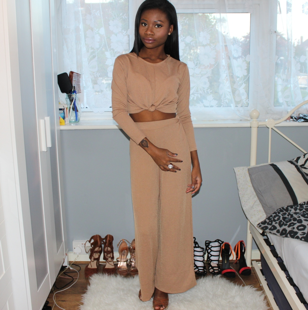 The Camel Two - Piece