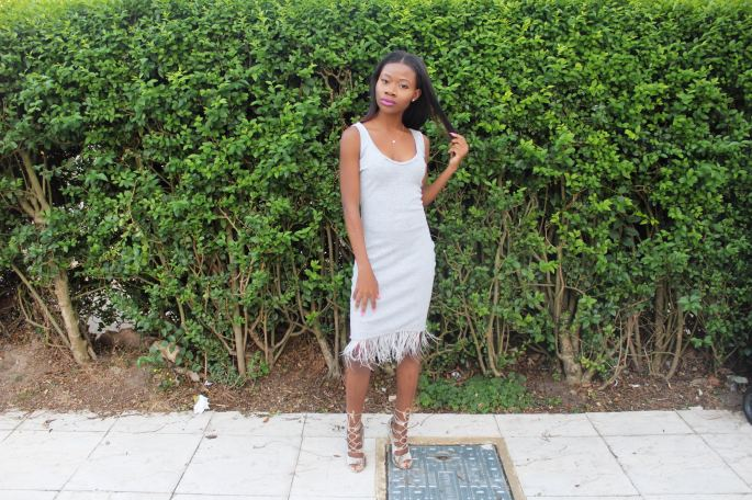 Pretty little thing, So last season, Classic Grey, Party Dress, Girl Talk,