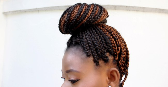 small medium box braids, small box braids hairstyles,single small box braids, small long individual box braids