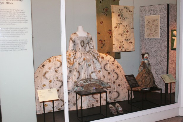 My impromptus Visit to the V&A