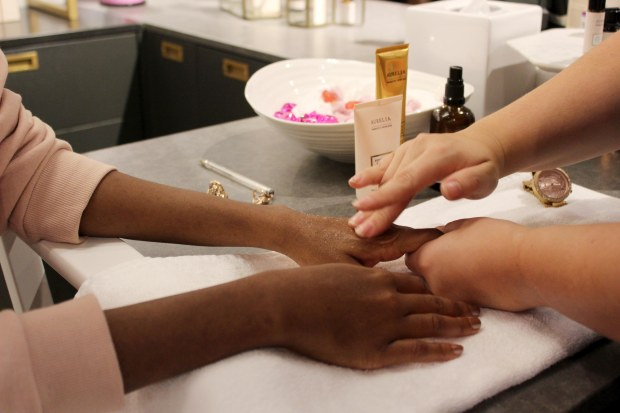 Liberty London Beauty Hall: Aurelia Probiotic Skincare