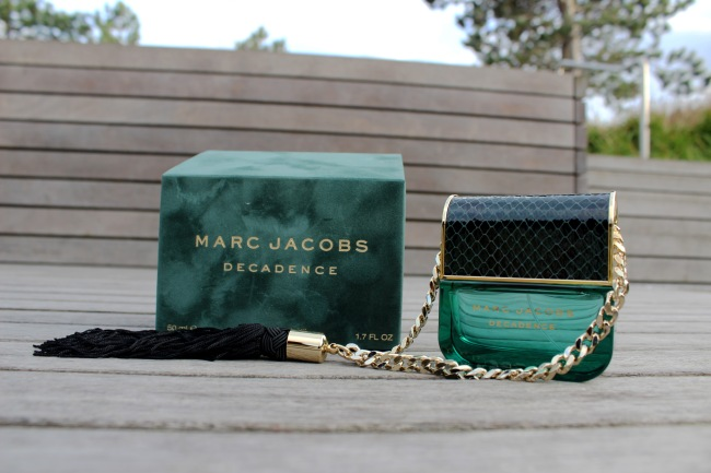 marc jacobs decadence review, 50ml petite blogger,