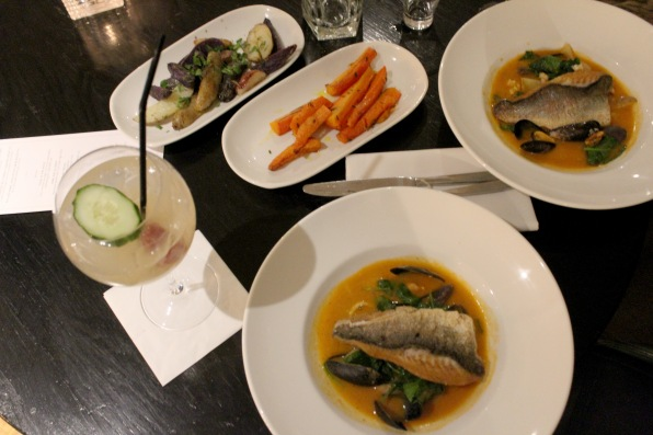 Ours Restaurant, Browns Restaurant, Non Alcoholic drinks and Meal Pairings, Marrying Mocktails with food, Seafood, Virgin Soft Drinks, Food Blog, Food Blogger, In London, London Blogger, Foodie,